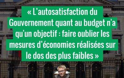 Ajustement budgétaire : le Gouvernement des vieilles recettes